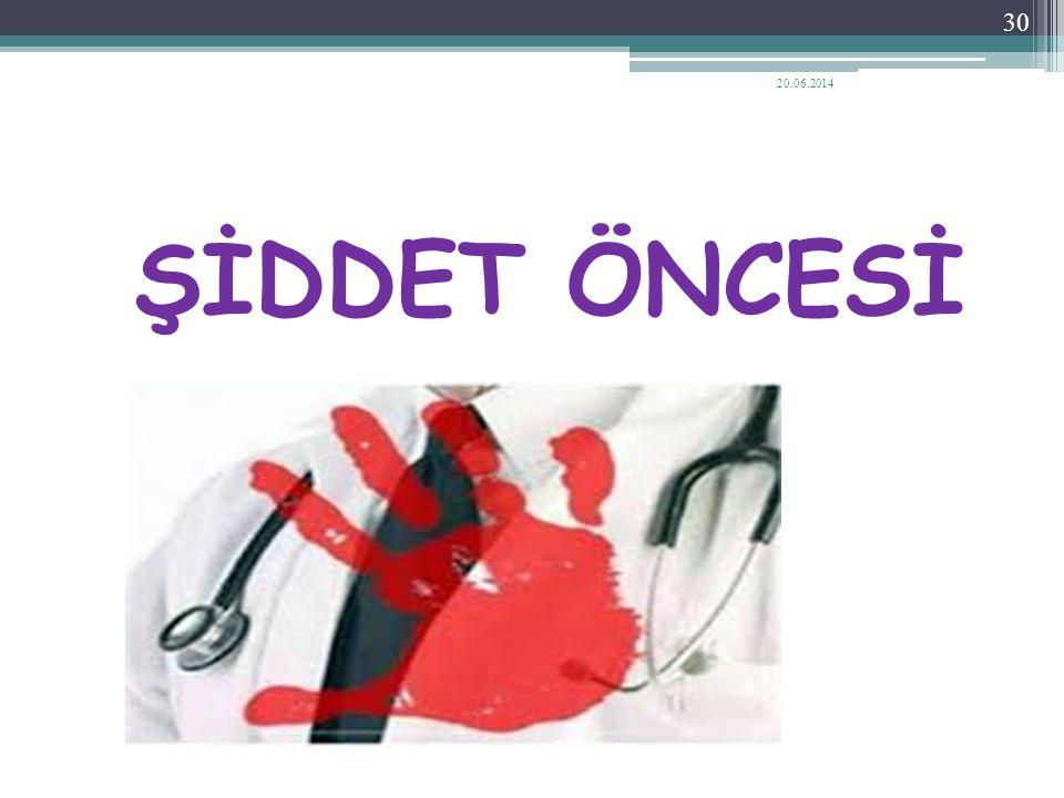 ŞİDDET ÖNCESİ 20.06.2014 30