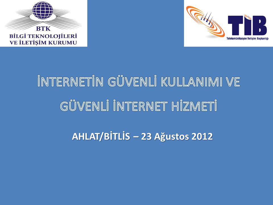 AHLAT/BİTLİS – 23 Ağustos 2012