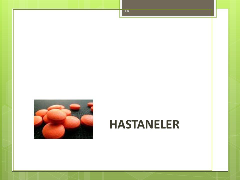 HASTANELER 14