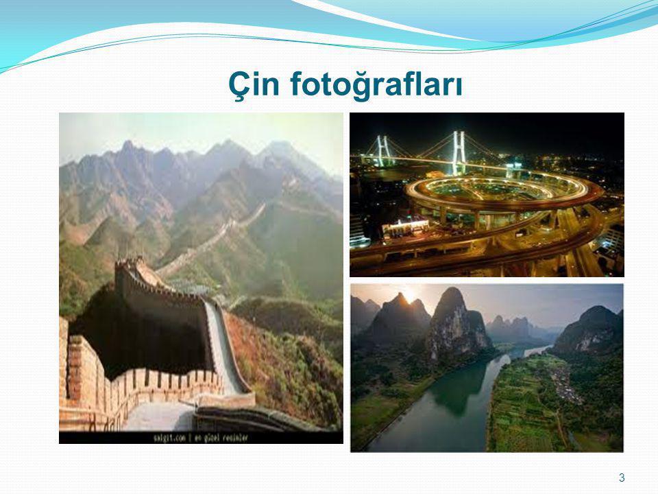 Çin fotoğrafları 3