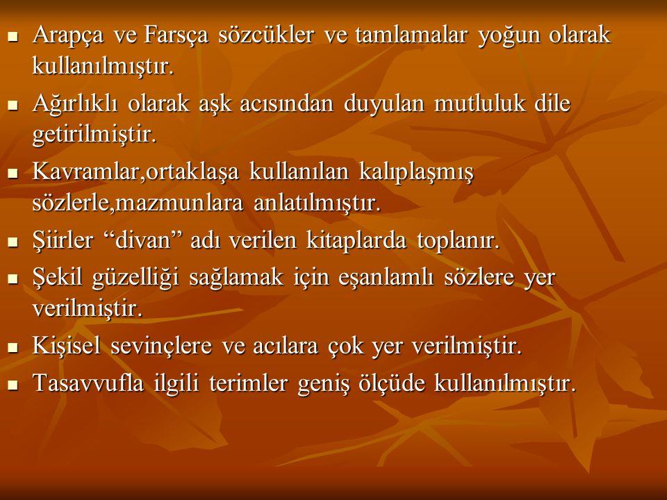  Sinan Paşa'nın eserlerinden Tazarru-name, felsefe,tasavvuf,ahlak konularını işler.