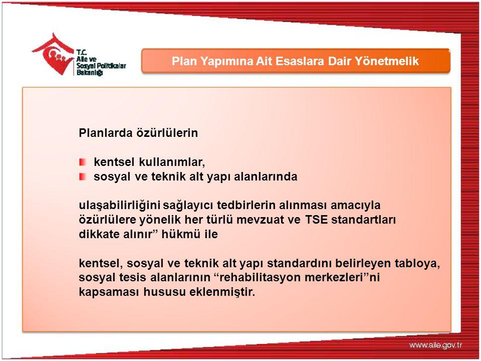 6353 Sayılı Bazı Kanun ve Kanun Hükmünde Kararnamelerde Değişiklik Yapılmasına Dair Kanun Sürenin bitiminden itibaren öngörülen yükümlülüklerini yerine getirmediği denetim komisyonlarınca tespit edilen umuma açık hizmet veren her türlü yapılar ve açık alanlar ile toplu taşıma araçlarının sahibi olan gerçek ve özel hukuk tüzel kişilerine Aile ve Sosyal Politikalar Bakanlığı tarafından her bir tespit için bin Türk Lirasından beş bin Türk Lirasına kadar idari para cezası uygulanır.