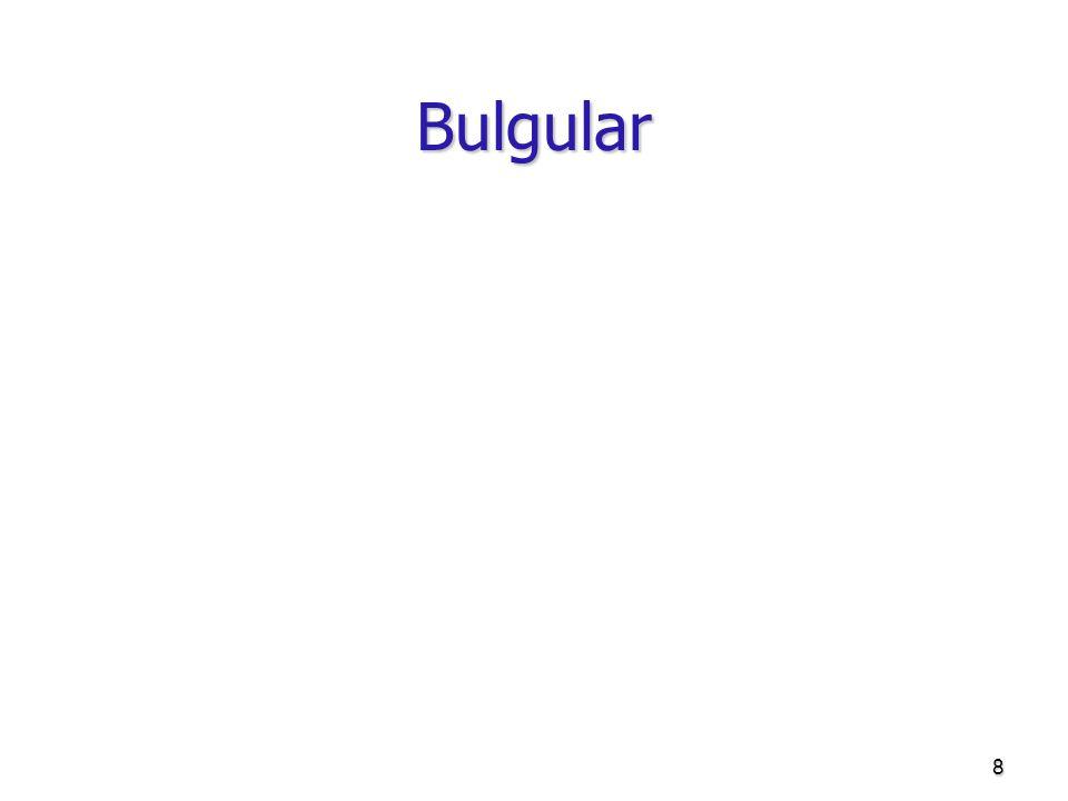 Bulgular 8