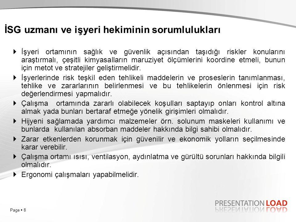 Page  9  Kanserojen ve Mutajen Maddelerle Çalışmalarda Sağlık ve Güvenlik Önlemleri Hakkında Yönetmeliğin 7.