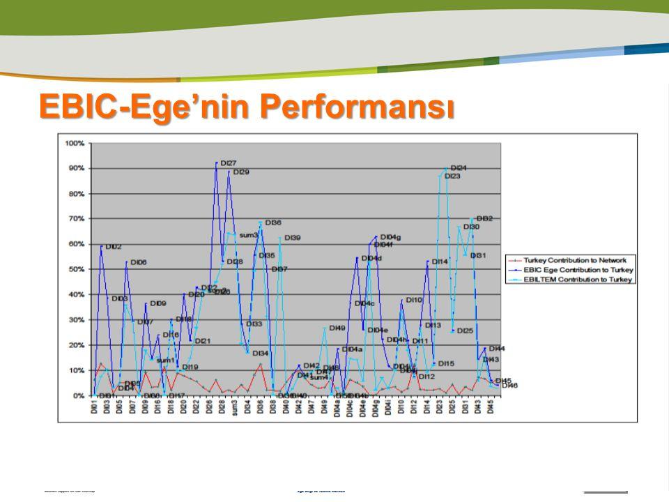 EBIC-Ege'nin Performansı