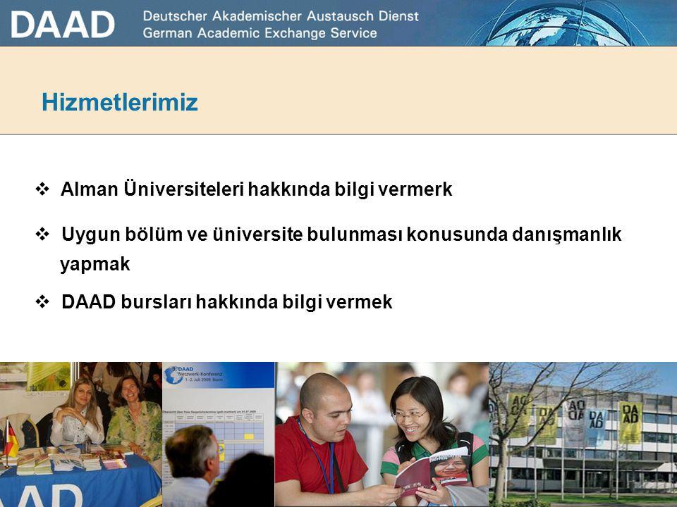 DAAD-İzmir Karin Schmidt, M.A. DAAD-Lektörü Dokuz Eylül Üniversitesi Görüşme Saatleri Ege Üniversitesi, Bornova: Ça 13.00 – 14.30 Dokuz Eylül Üniversi