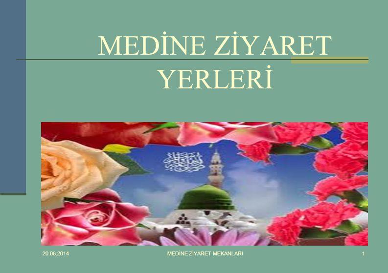 GAMAME MESC İ D İ  Peygamberimiz Hz.