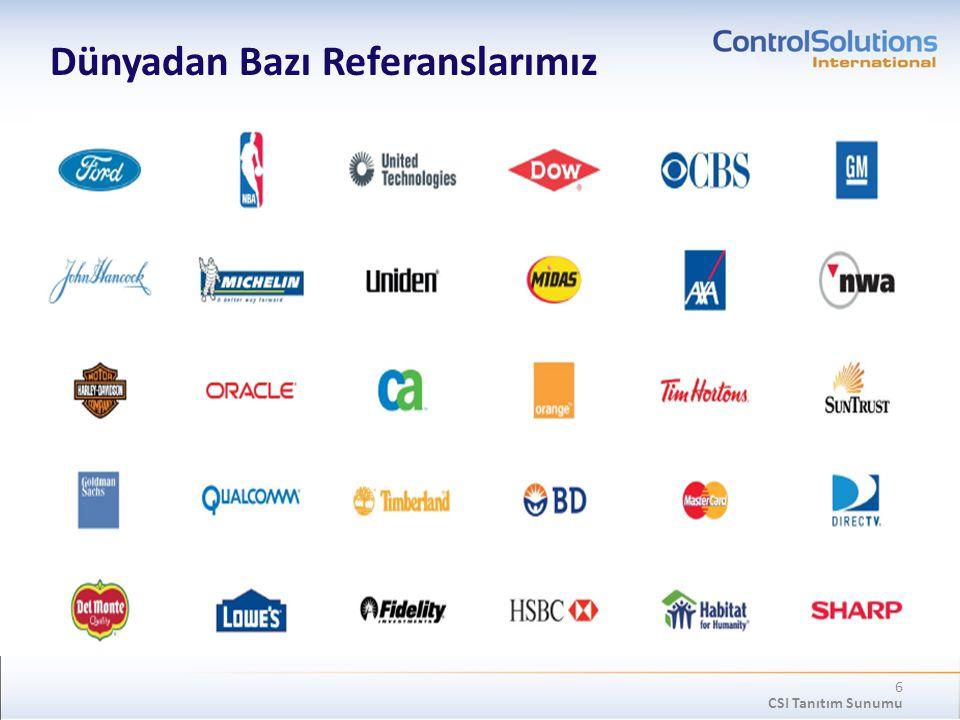 Türkiye'den Bazı Referanslarımız 7
