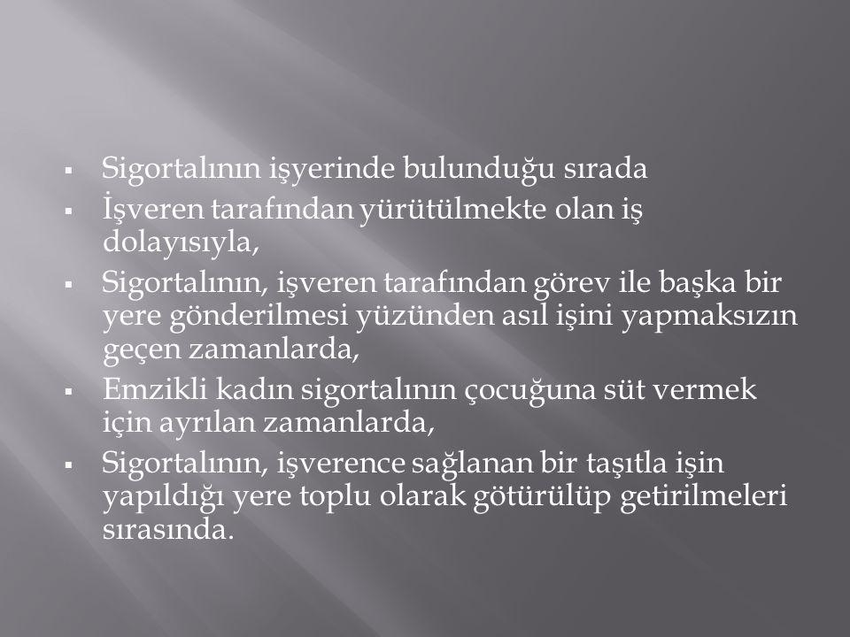 İMO İstanbul Şube, İş Güvenliği Kurs Notları (Yard.