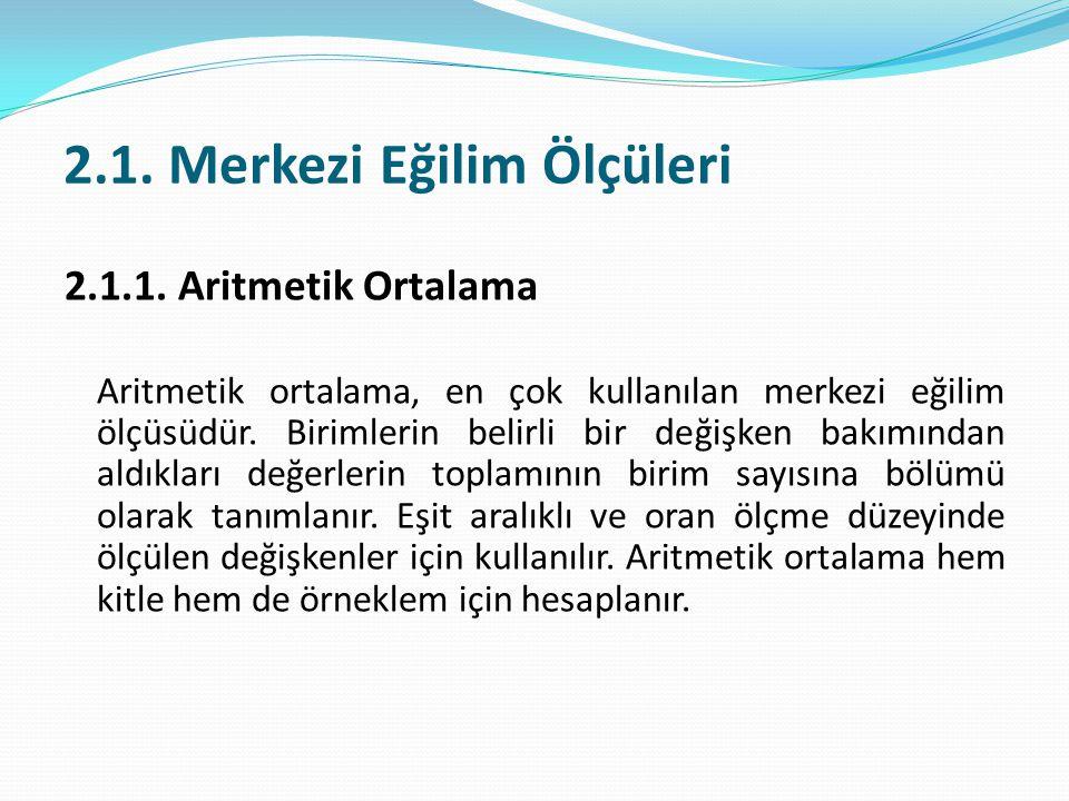 Örnek: Ankara Üniversitesi Tıp Fakültesi Hastanesi kardiyoloji servisinde yatan hastaların hastanede kalış süreleri hakkında bilgi sahibi olunmak istenmektedir.