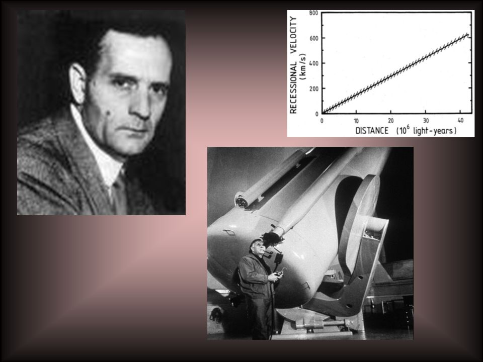 •1948'de George Gamow, Büyük Patlama'dan arda kalan bir kalıntı ışınımın varlığını teorik olarak öngördü.