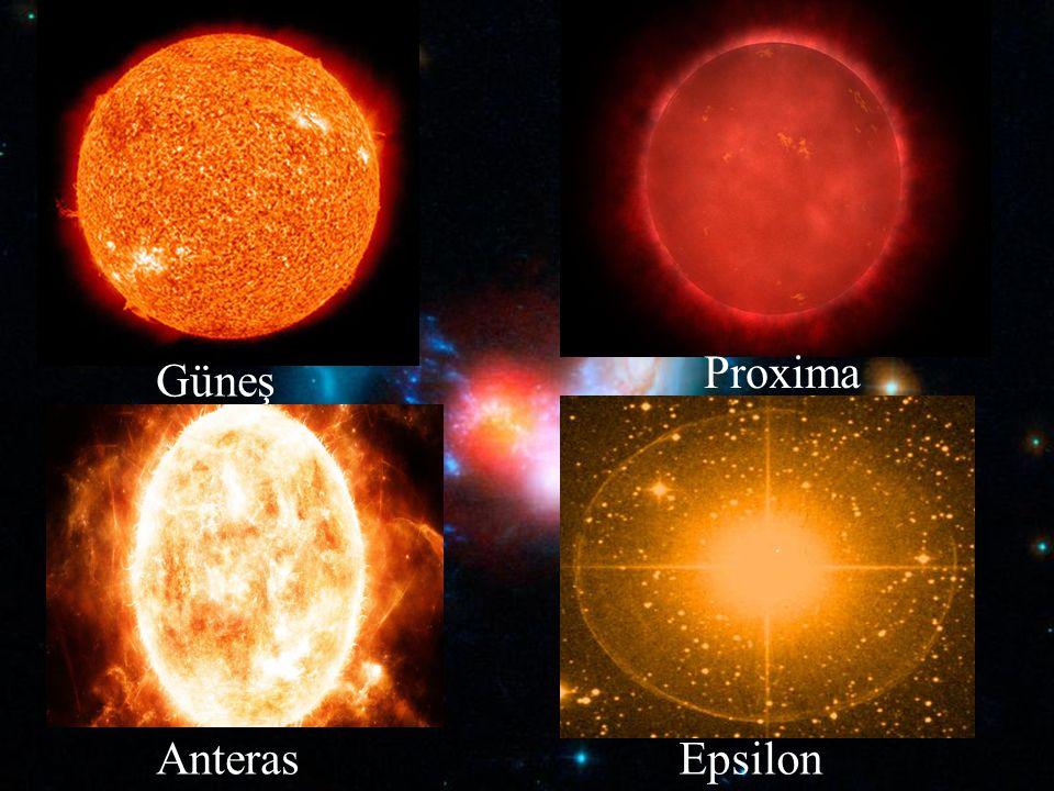 Güneş Proxima AnterasEpsilon