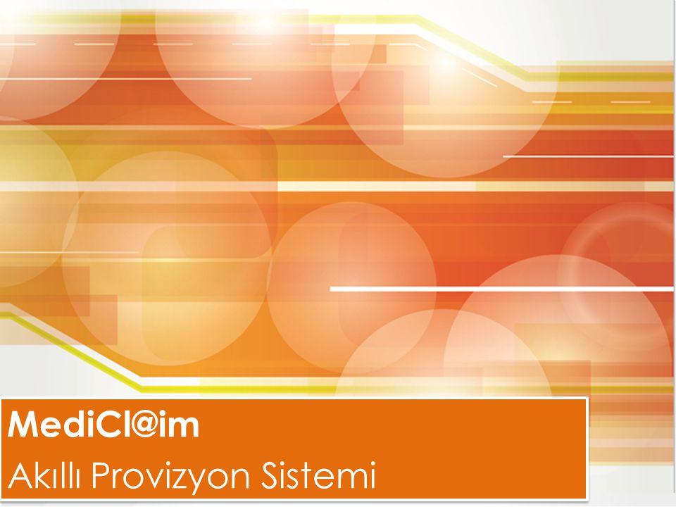 • 22.12.2012 Name Of The Presentation Problem Alanı • Provizyon Süreçlerinden Kaynaklanan Müşteri Memnuniyetsizlikleri – Poliçe Özel Şart, Genel Şart ve EkProtokollerin Kontrolü – Sigortalı Muafiyet ve Poliçe Şartlarının Kontrolü • Manuel Süreçler Yüzünden Hatalı Provizyon Verme ve Artan Hizmet Maliyetleri – Medikal Kuralların Doğru İşletilememesi – İlaç Kurallarının Doğru Takip Edilememesi ( Doz Kontrolü, Devlet İndirimi vb.) • Sağlık Sektöründe Şirketlerin Detaylı Medikal Veriye Sahip Olmaması – İlaç Kullanım Oranları – Hastalık Kodu, Tanı Tedavi İşlem Koduna Bağlı Medikal Analizler