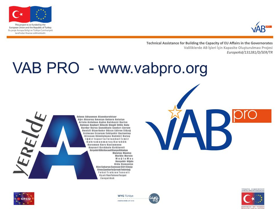 VAB PRO - www.vabpro.org