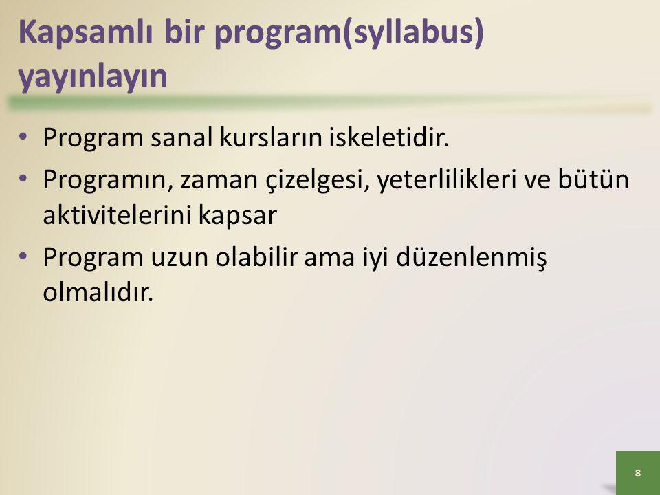 Hazırlayan • Ali ÇİMEN • Ali ÇİMEN İstanbul – Avcılar İlçe BT Koordinatörü Yıldız Teknik Üniversitesi – Bilgisayar ve Öğretim Teknolojileri Eğitimi Bölümü - Yüksek Lisans Öğrencisi 39