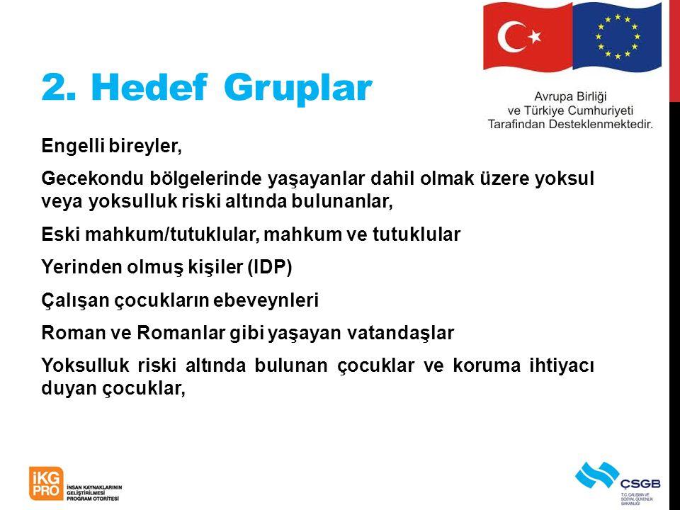 7.Başvuru Süreci Proje Ön Teklifi  Başvurular, İngilizce veya Türkçe yapılmalıdır.