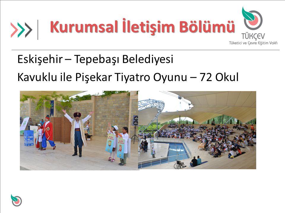 Eskişehir – Tepebaşı Belediyesi Kavuklu ile Pişekar Tiyatro Oyunu – 72 Okul Kurumsal İletişim Bölümü