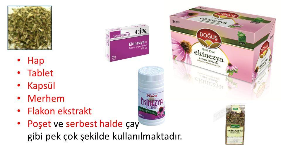 • Fe • Cu • Fitokimyasallar • Tanen pigmentleri • A, C, E vitaminleri içermektedir.