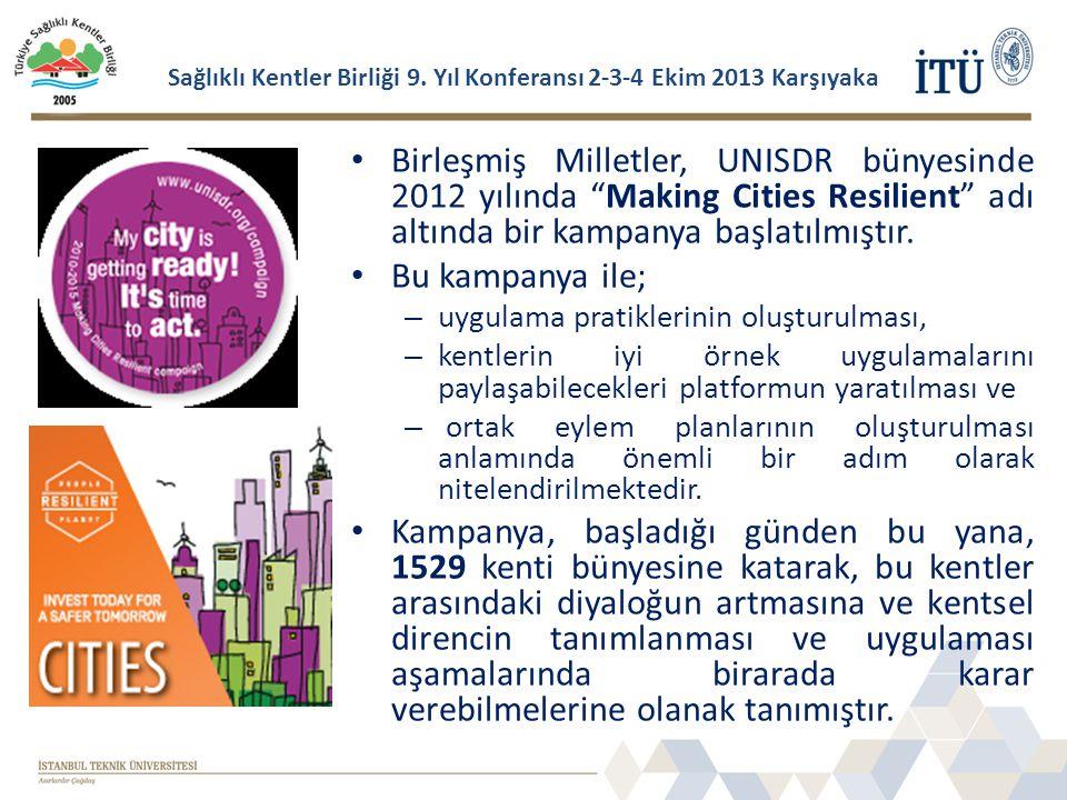 Sağlıklı Kentler Birliği 9.