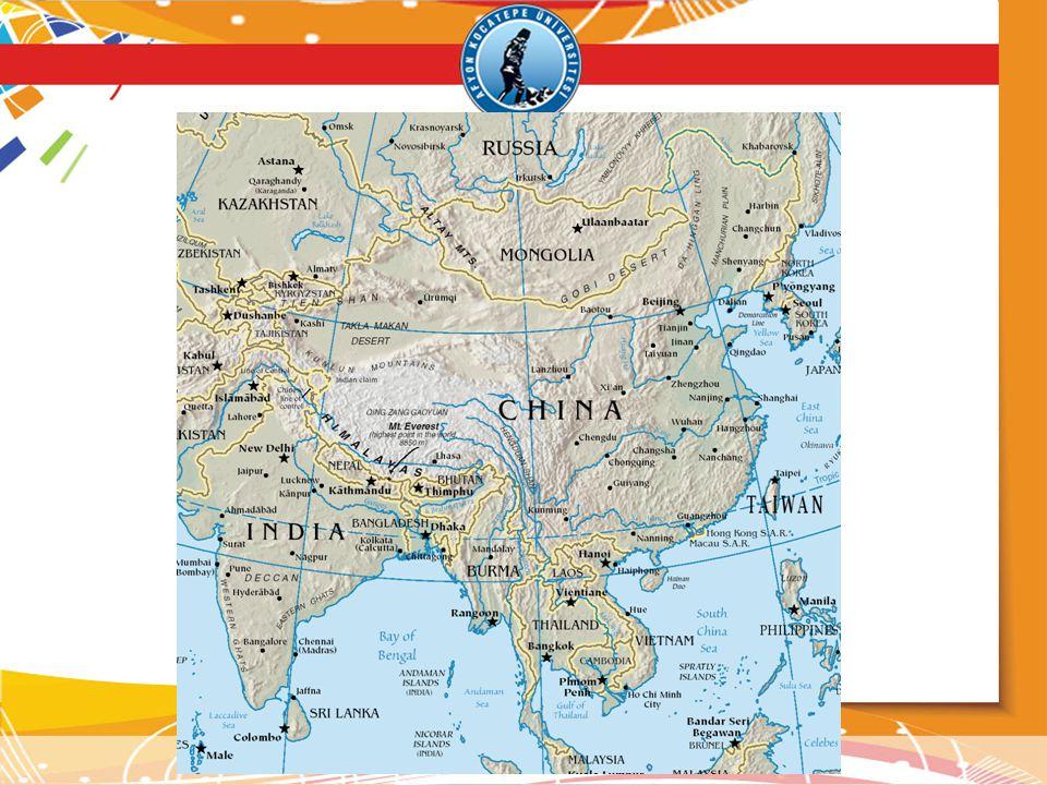 Eski Çin de ülkeyi kral ve ona bağlı soylular idare ediyordu.