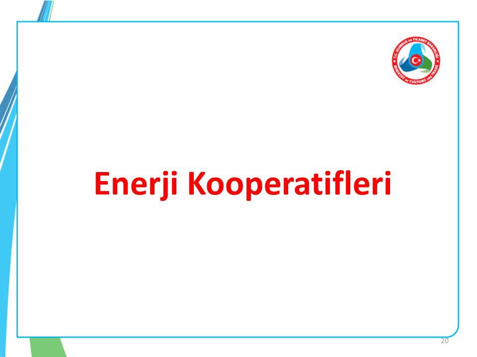 Enerji Kooperatifleri 20