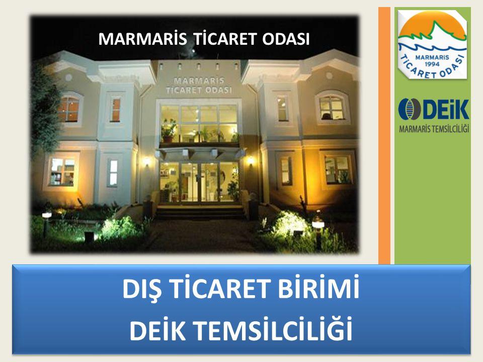 MARMARİS TİCARET ODASI