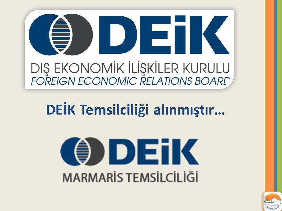 Dış Ekonomik İlişkiler Kurulu (DEİK), Türkiye ile yabancı ülkeler ve uluslararası topluluklar arasında sektörel temelde iş olanaklarını araştırarak, mevcut olanakların harekete geçirilmesine ve iş fırsatlarının değerlendirilmesine yardımcı olmayı görev edinmektedir...
