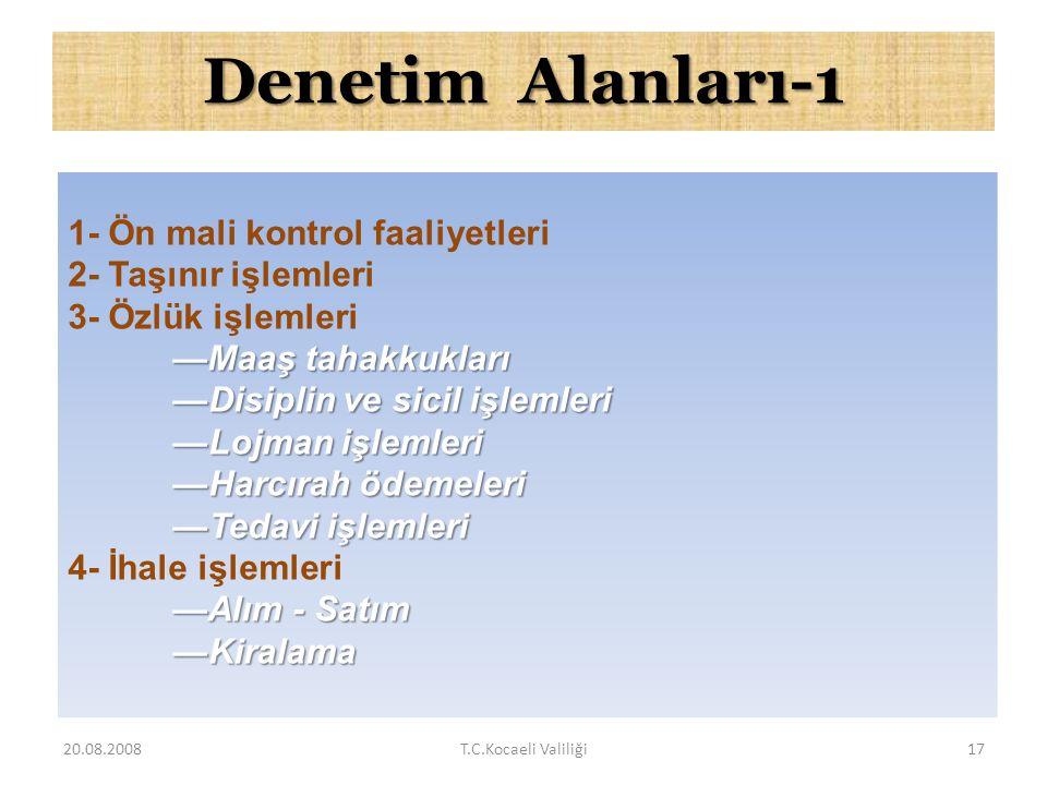 İç Denetçinin Yetkileri ; İç denetçi, genel anlamda görevinin yerine getirilmesiyle ilgili olarak; a) Denetim konusuyla ilgili elektronik ortamdakiler