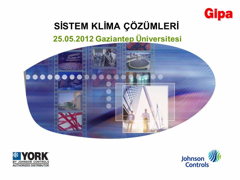 42 VRF SİSTEMLERİ Gipa A.Ş.25.05.2012 Merve Ecemiş 4.