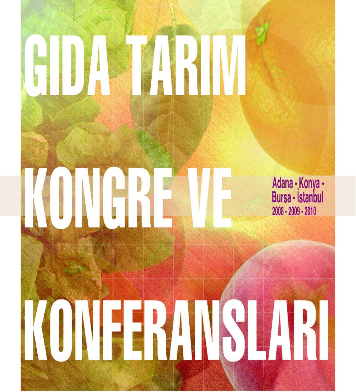 2009 PROGRAM KONYA - MART BURSA - EKİM ADANA - KASIM İSTANBUL - ARALIK