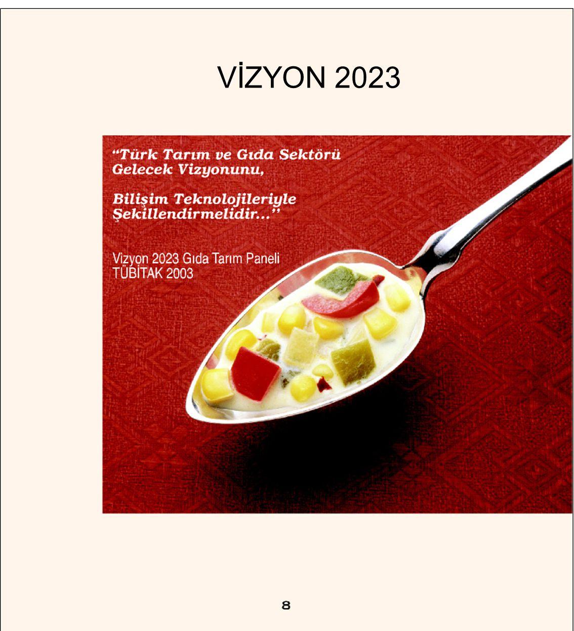VİZYON 2023