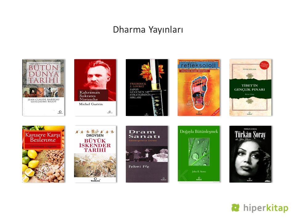 Dharma Yayınları