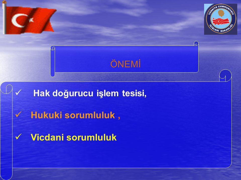 TAKSİR 5237 Sayılı TCK.
