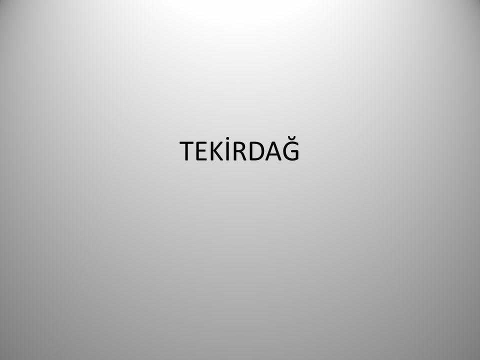 Tekirdağ Hakkında Genel Bilgi • Tekirdağ ili (eski adı: Tekfürdağı), Türkiye Cumhuriyetinin Marmara Bölgesi nin Trakya yakasında, doğuda İstanbul, güneyde Marmara Denizi ve Çanakkale, batıda Edirne, kuzeyde Kırklareli ve kuzeydoğuda Karadeniz ile çevrili il.İlin merkezi aynı adı taşıyan Tekirdağ şehridir.