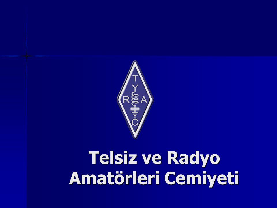 TRAC Konak Şb.Bşk.lığı Telsiz İşlemleri Yabancılara Uygulanacak İşlemleri Türkiye'ye geçici olarak yolcu beraberinde getirilen telsiz cihaz ve sistemleri ülkemizin de taraf olduğu uluslararası sözleşmeler çerçevesinde kullanılır.