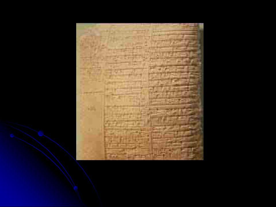 • Rahiplerin mülkiyet üzerindeki tekellerini kıran Lagaş kralı Urukagina ilk yazılı kanunları yapmıştır.