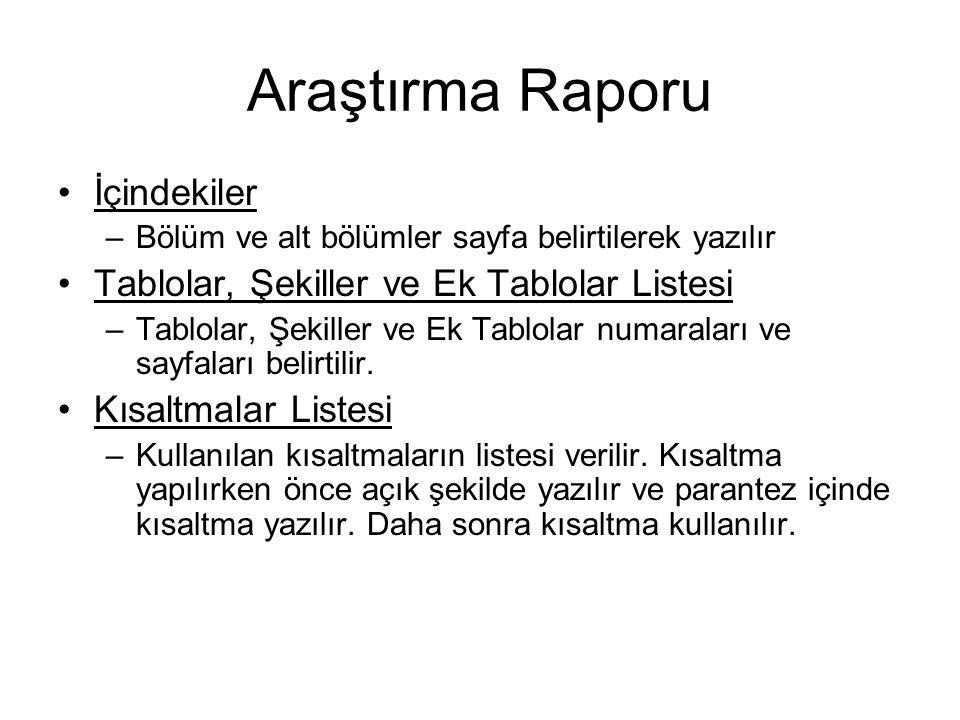 Kaynak (Referans) Gösterme •Gazete haberine referans –RADİKAL, Doğu Yakası Hikayesi , 15.04.2000, s.3.