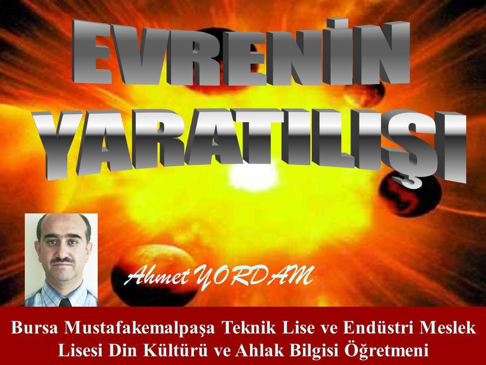 Ahmet YORDAM 2. Her şey bir gaye ve...