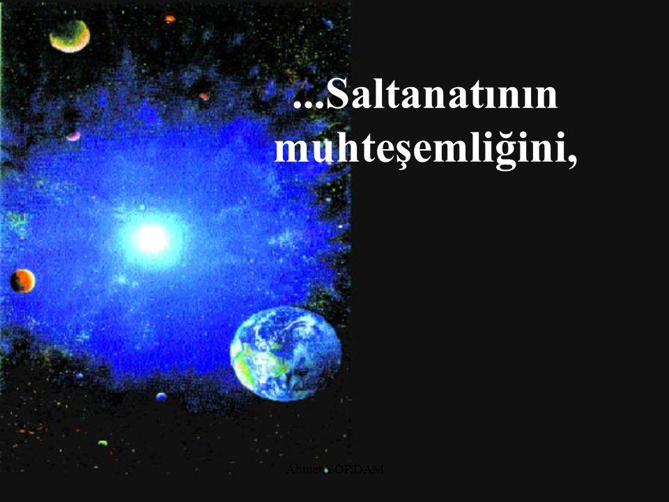 """Ahmet YORDAM """"Esma-i Hüsna"""" da denilen güzel isimlerinin cilvelerini,"""