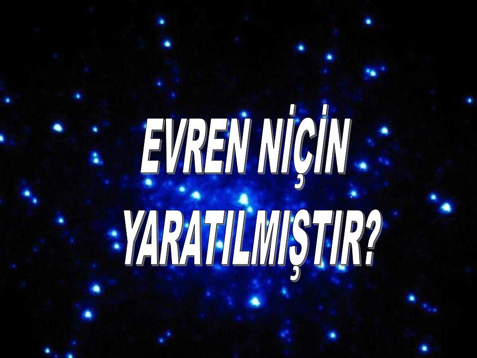 Ahmet YORDAM...O ayinede kendimi göreyim.