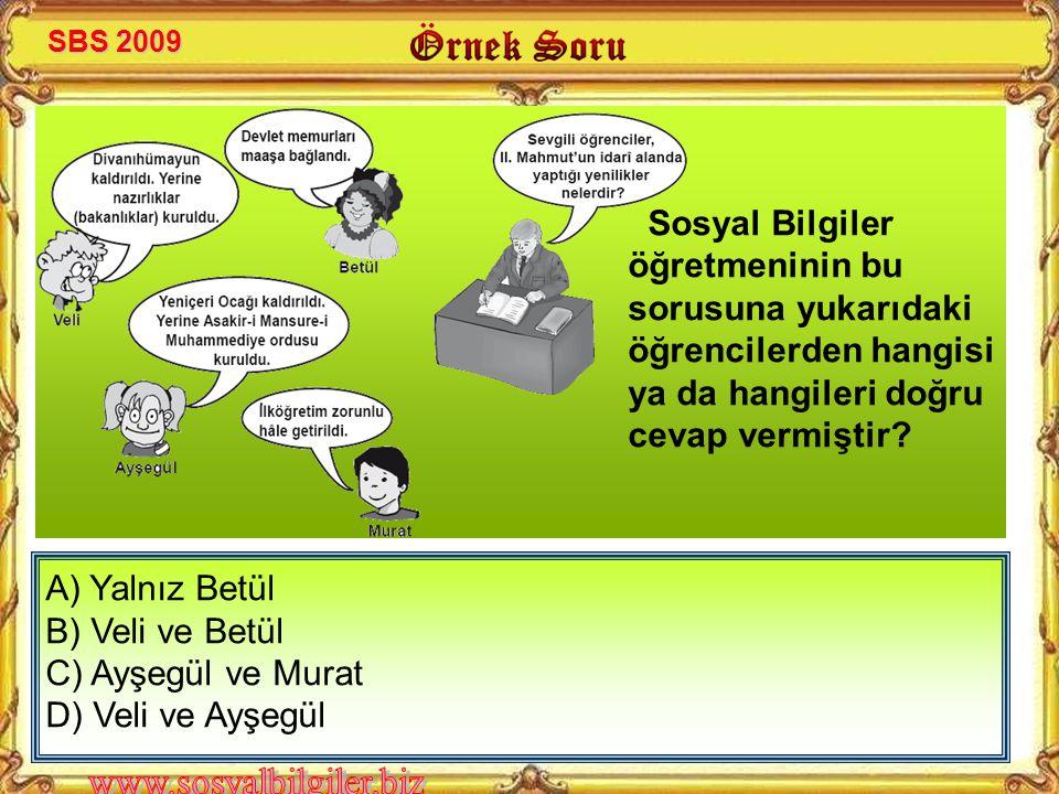 A) Askerlik B) Ekonomi C) Kültür D) Haberleşme Osmanlı Devleti'nde yapılan ıslahat hareketleri sonucunda; I. Matbaa kuruldu, II. Ziraat Bankası açıldı