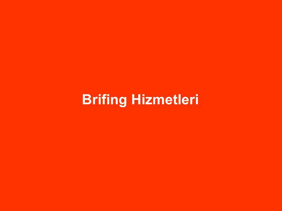 Brifing Hizmetleri