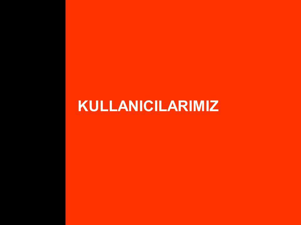 KULLANICILARIMIZ