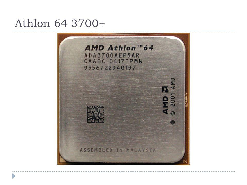 Athlon 64 3700+