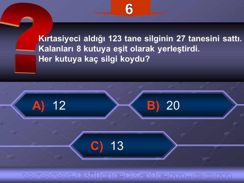 Aşağıdaki kelimelerden hangisi sözlükte en sonda yer alır? A) Rençber B) Rehberlik C) Residal