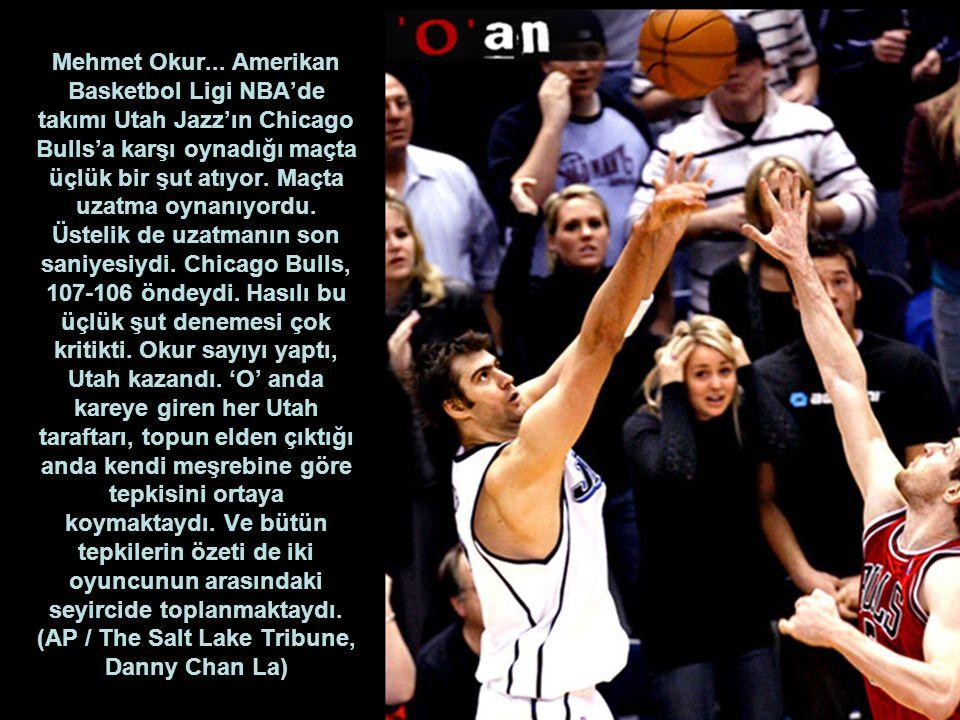 Mehmet Okur...