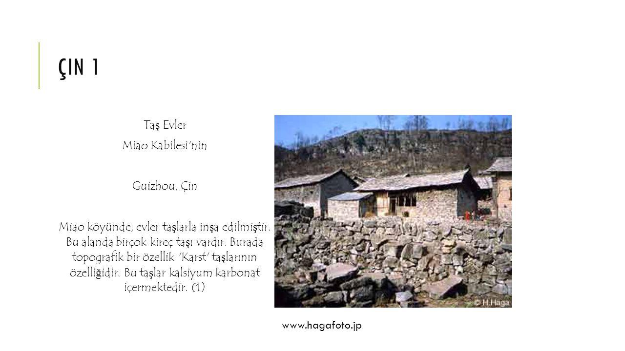 ÇIN 2 Hakka Fanmily Kompleksi Evleri Fujian, Çin Kuru Fujian bölgesindedir, evler sabit katı toprak duvarlar ile in ş a edilmi ş tir.