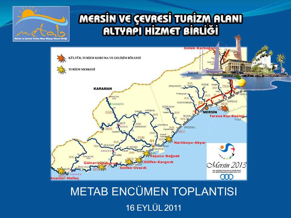 METAB ENCÜMEN TOPLANTISI 16 EYLÜL 2011