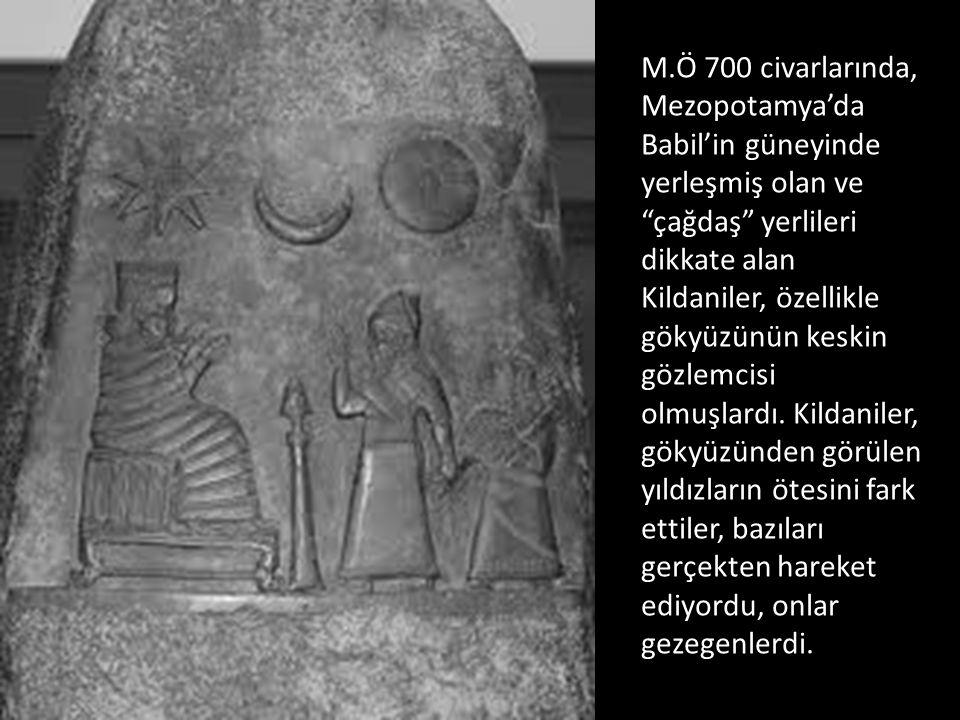 Şu anda kalıntıları British Museum'da sergilenen, MÖ 1600'lerden Babil Kralı Amisaduka döneminden kalan Venüs Tabletlerinde hem çeşitli gözlemler, hem
