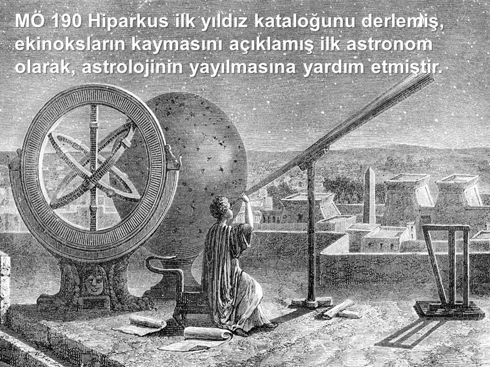M.Ö. 200 civarlarında, Petosiris (bir rahip) ve Nechepso (bir firavun) isimli iki Yunanlı, son astrolojik elyazmalarının hangisi olduğunu görmek için,